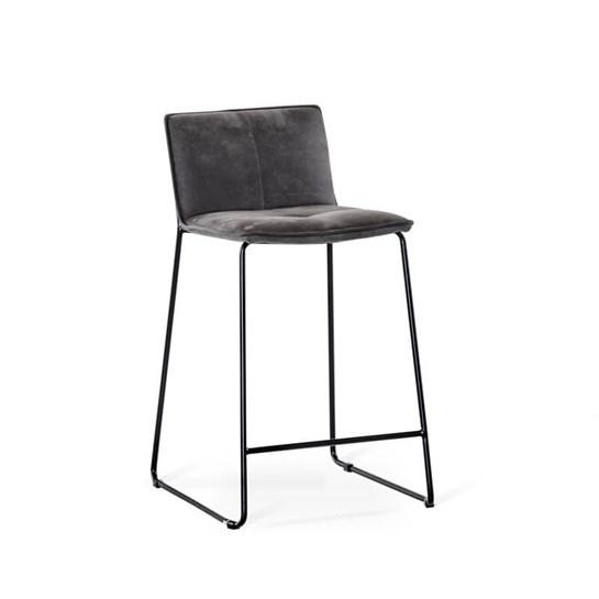 Rowico Barstol Dylan Svartbetsad Ek Living Furniture