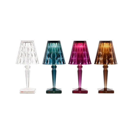 Kartell Bordslampa Big Battery (Batteri Dimmer)